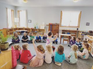 We have a few spots left in our Children's House Classroom ages 3-6 years old for September enrollment. Our toddler room has one, one part-time opening M, Tu Th. and we are starting a wait-list for full-time. We've implemented health screenings and cleaning as recommended by the Minnesota Department of Health. This will continue into the fall. We have the benefit of being a small school community with a lot of outdoor space. Contact us to receive a link to our virtual tour! 📚 #minnesota #montessori #schoolyear