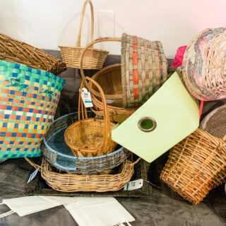 The baskets are piling up and so are items to fill them! Only 11 days left before our auction! In case you haven't heard, it is BOTH in person and virtual. For more information, and to get a preview of our baskets, check out the link in our bio.